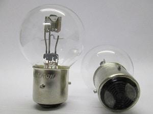EARLY HEAD LIGHT BULB 6V 45/40W