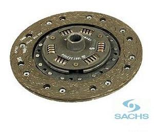CLUTCH DISC 215mm 914 / 911