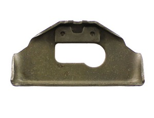 SHIFT STOP PLATE 1965-71