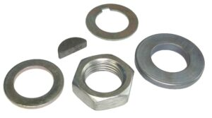 911 PULLEY NUT KIT 17 X 1.5mm