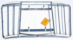 LUGGAGE RACK CHROME 356