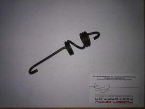 CLUTCH PEDAL SPRING 74-89 R/H/D