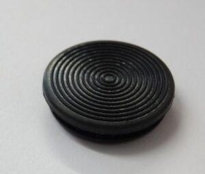 Door / Body Plug 20mm Rubber