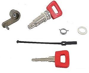 DOOR LOCK WITH KEYS 911 72-86