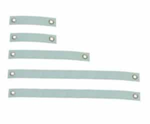 Cable Strap Set Grey (5) Piece