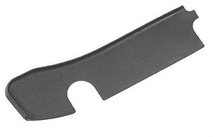FRONT BUMPER EXTENSION SEAL