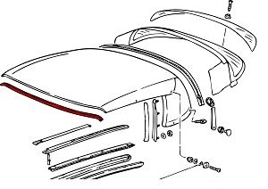 FRONT TOP SEAL