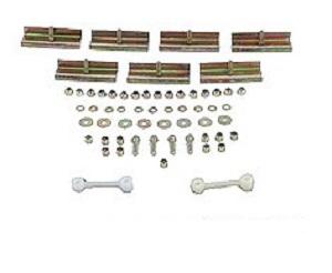911 Front Spoiler Hardware Kit