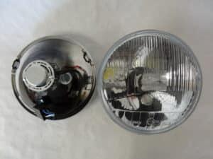 7-inch H4 SMD Headlights