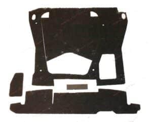 TRUNK DEADENER KIT 356B (T6) C