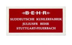 AIR DUCT DECAL (BEHR) 356BT6