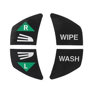 IND/WIPER DECAL SET 911/912
