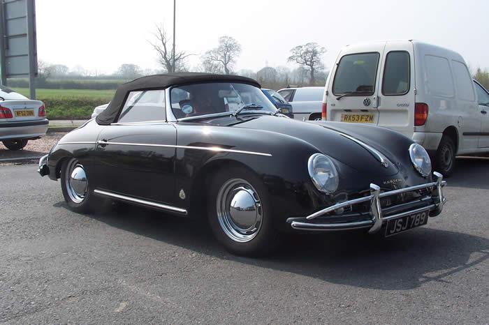 1958 356A Convertible D L/H/D