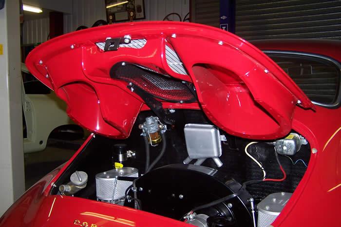 1958 356A Carrera Lightweight
