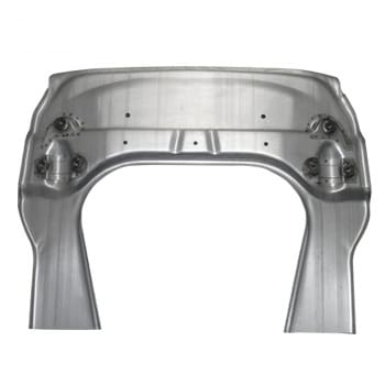 FRONT SUSPENSION PAN (SHORT) RES