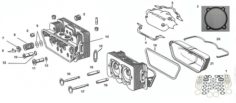 ENGINE HEADS & VALVES