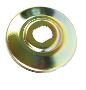 Inner Half Pulley Gold W/Notch