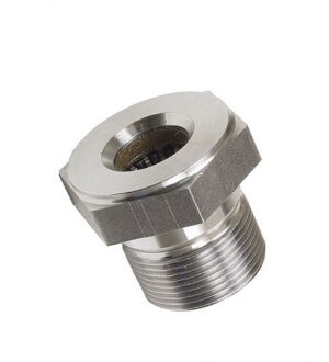 GLAND NUT WITH ROLLER BEARING