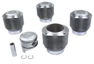 PISTONS & CYLINDERS 356SC / 912