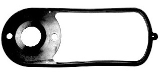 HORN GRILLE SEAL 1954-59