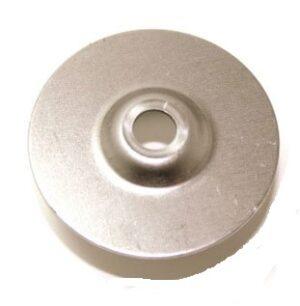 REAR BUMPER PLATE 1960-65