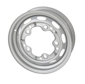 SILVER PAINTED WHEEL 4.5 X 15''